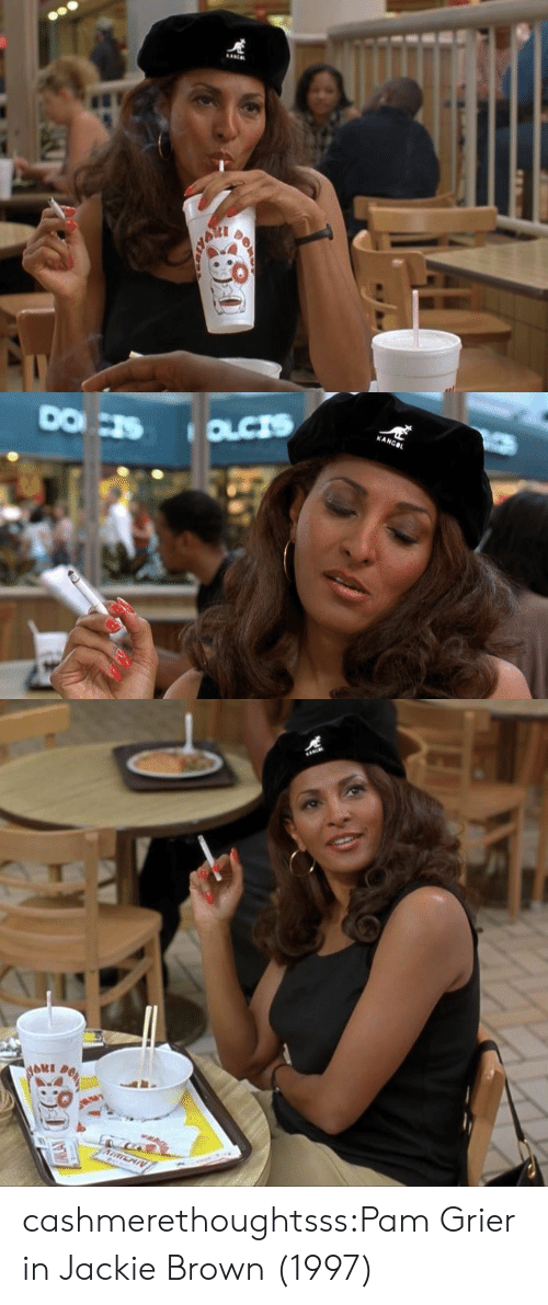 Kang: KANG cashmerethoughtsss:Pam Grier in Jackie Brown (1997)