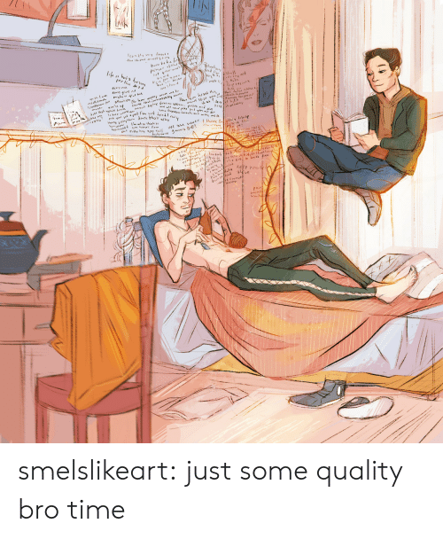 Tumblr, Blog, and Http: keep zM smelslikeart:  just some quality bro time