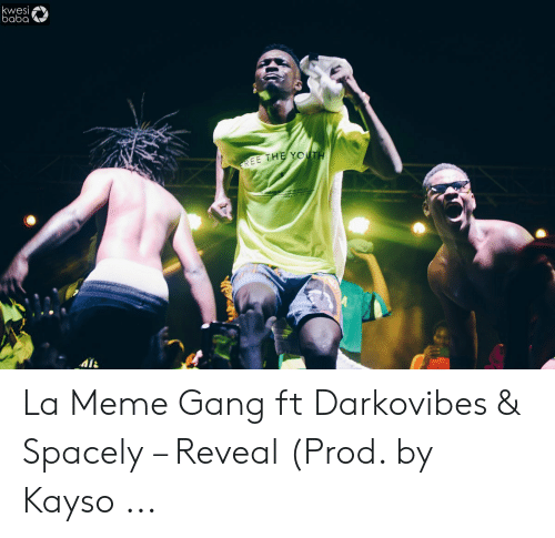 Darkovibes: kwesi  baba  REE THE Yo  MT La Meme Gang ft Darkovibes & Spacely – Reveal (Prod. by Kayso ...