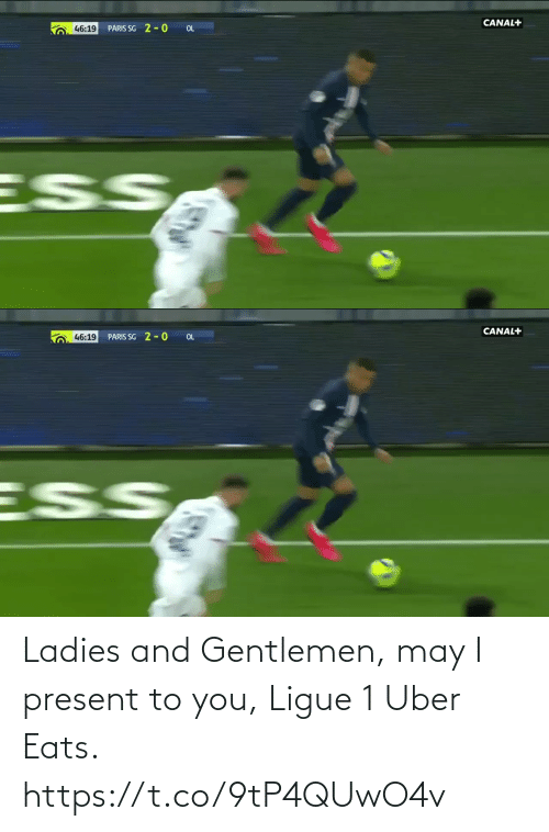 To You: Ladies and Gentlemen, may I present to you, Ligue 1 Uber Eats. https://t.co/9tP4QUwO4v