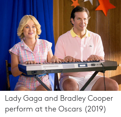 Lady Gaga: Lady Gaga and Bradley Cooper perform at the Oscars (2019)