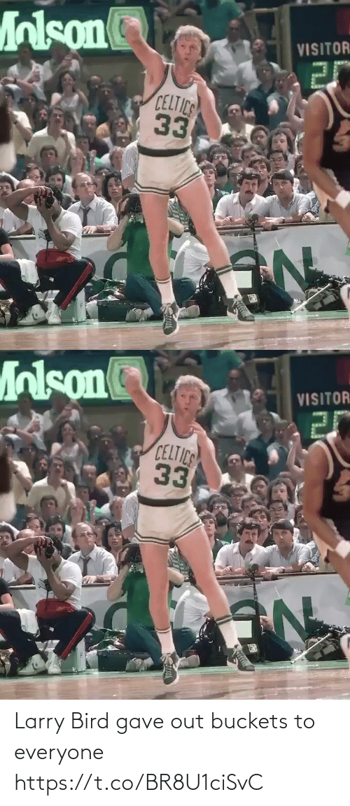 White People: Larry Bird gave out buckets to everyone https://t.co/BR8U1ciSvC