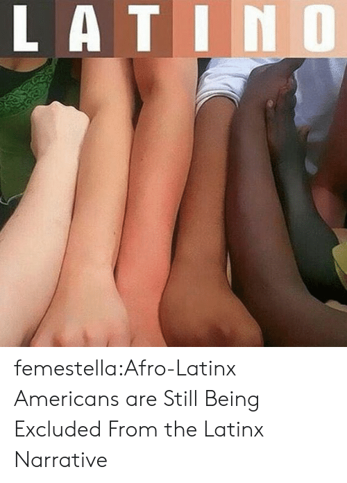 latina: LATINO femestella:Afro-Latinx Americans are Still Being Excluded From the Latinx Narrative