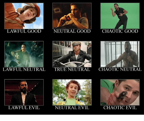 lawful good neutral good chaotic good lawful neutral true neutral 1048864 lawful good neutral good chaotic good lawful neutral true neutral