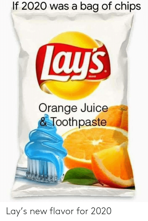 Lay: Lay's new flavor for 2020