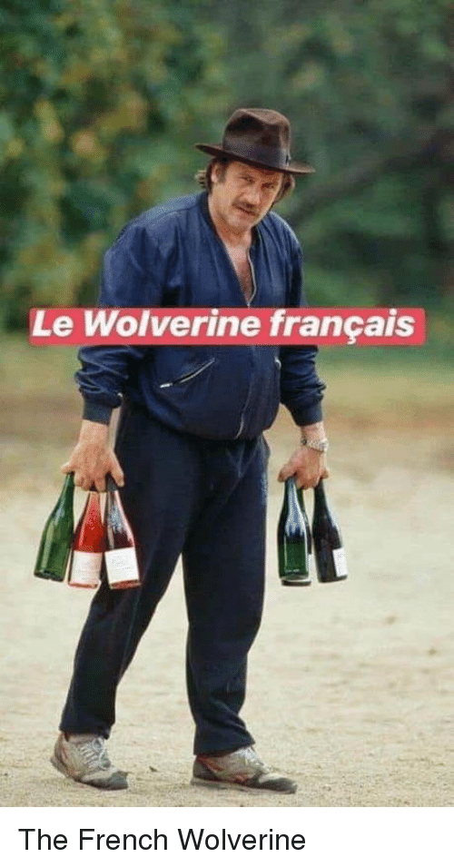 Wolverine: Le Wolverine francais The French Wolverine