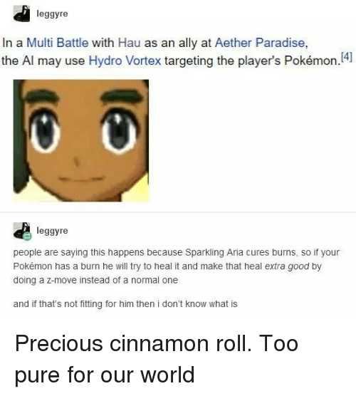 Leggyre N A Multi Battle With Hau As An Ally At Aether Paradise The