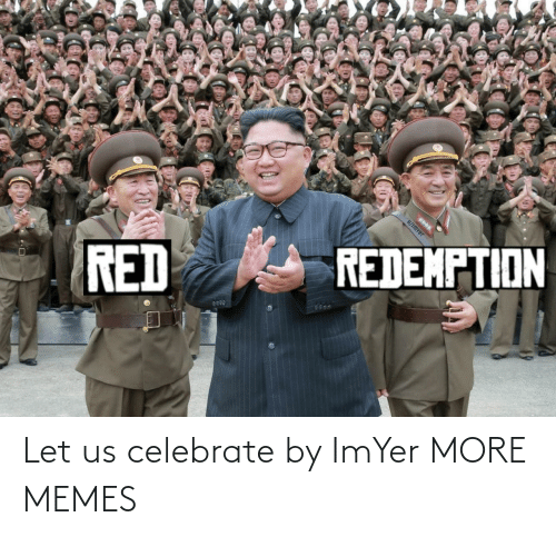 Let Us: Let us celebrate by ImYer MORE MEMES