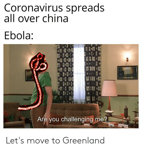 Move To: Let's move to Greenland