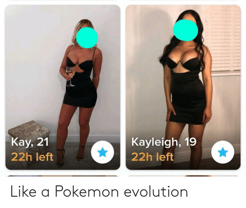 like: Like a Pokemon evolution