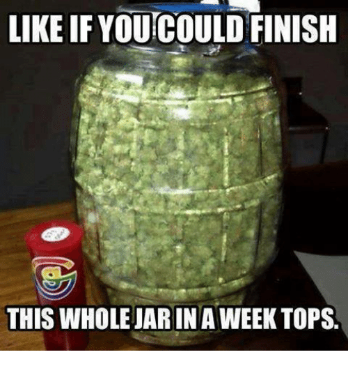 Jarreds: LIKE IF YOU COULD FINISH  THIS WHOLE JAR INA WEEK TOPS.