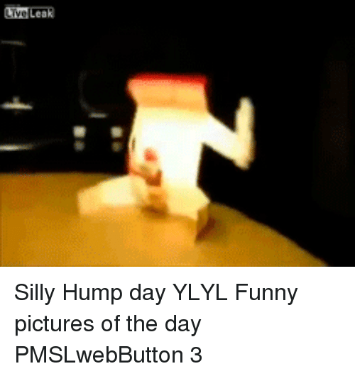 Funny Pictures Of The Day: Live Leak <p>Silly Hump day YLYL  Funny pictures of the day  PMSLwebButton 3 </p>
