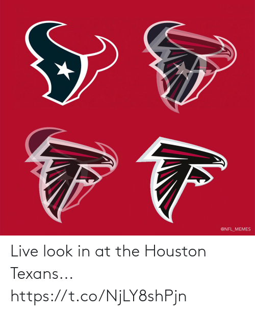 Texans: Live look in at the Houston Texans... https://t.co/NjLY8shPjn