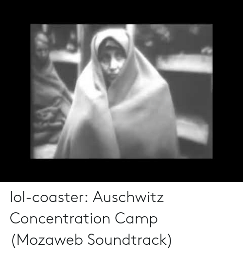 Lol, Tumblr, and Auschwitz: lol-coaster:  Auschwitz Concentration Camp (Mozaweb Soundtrack)