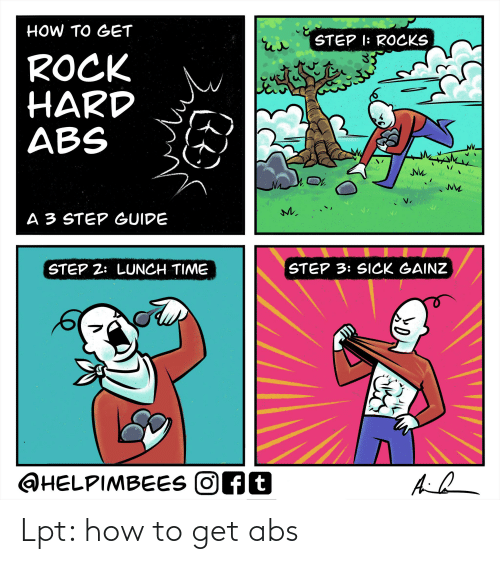 How To Get: Lpt: how to get abs