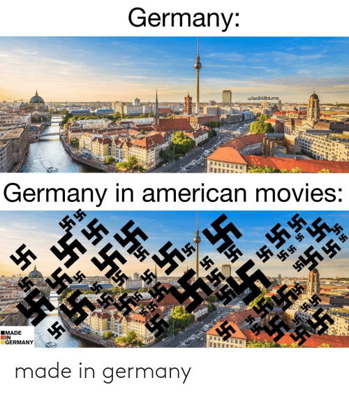 Germany: made in germany