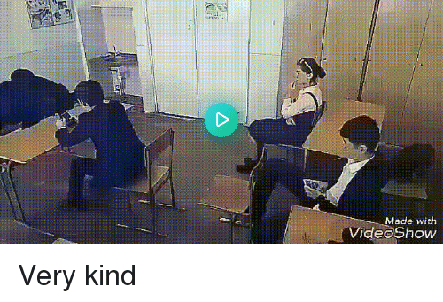 Made, Kind, and Very: Made with  VideoShow Very kind