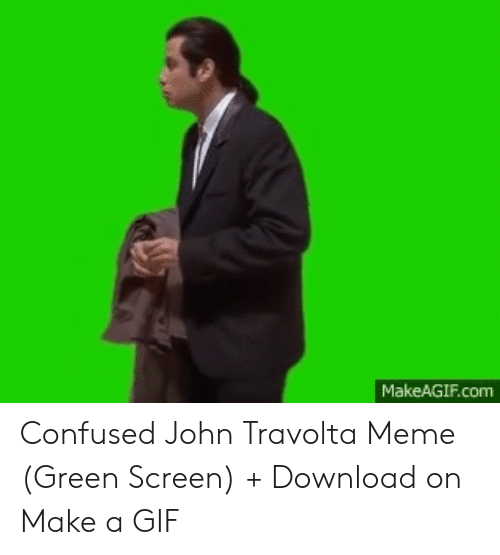 25 Best Memes About Confused John Travolta Confused