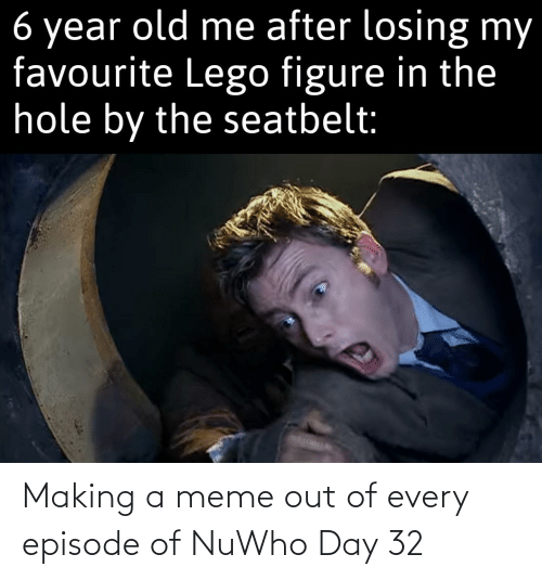 Doctor Who: Making a meme out of every episode of NuWho Day 32