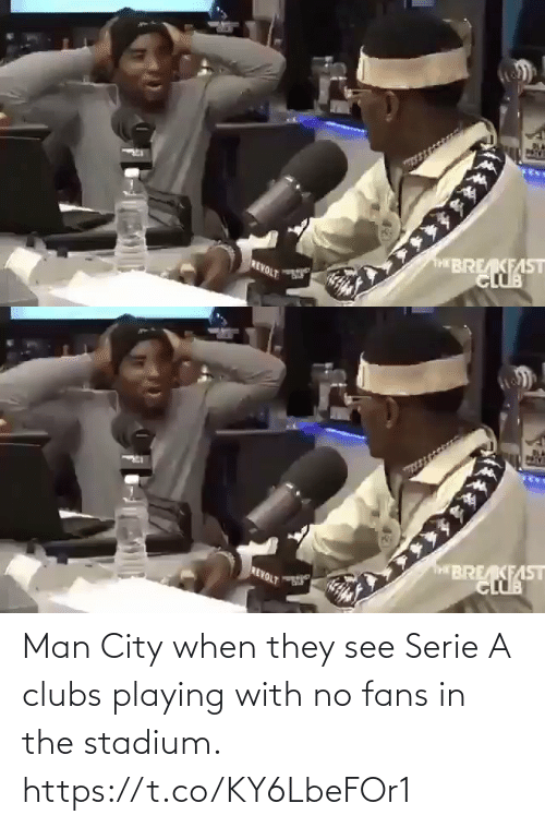 serie: Man City when they see Serie A clubs playing with no fans in the stadium.  https://t.co/KY6LbeFOr1