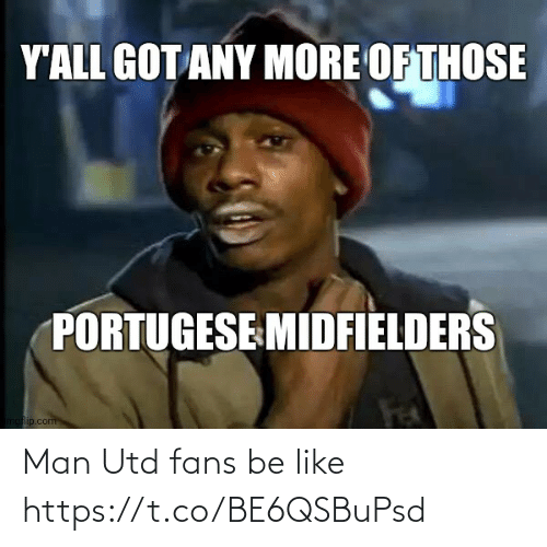 Be like: Man Utd fans be like https://t.co/BE6QSBuPsd