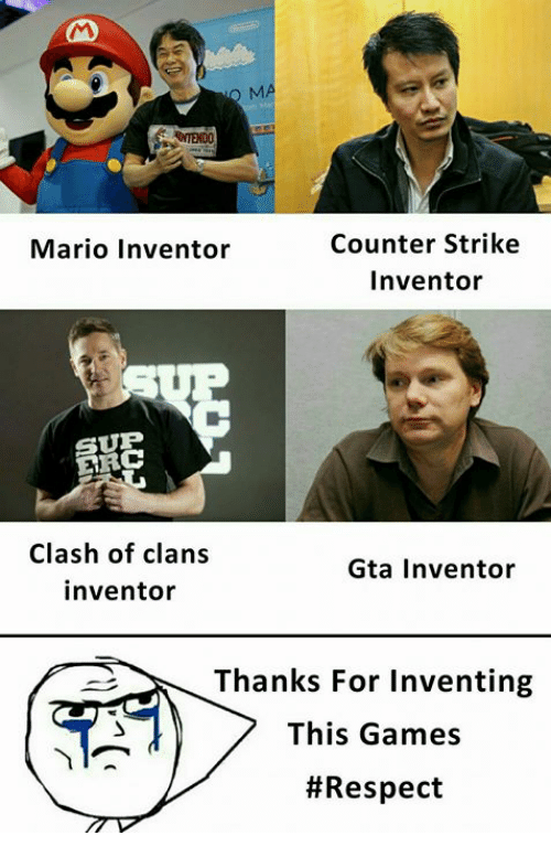 counter strike: Mario Inventor  Counter Strike  Inventor  SUP  ERC  Clash of clans  inventor  Gta Inventor  Thanks For Inventing  This Games