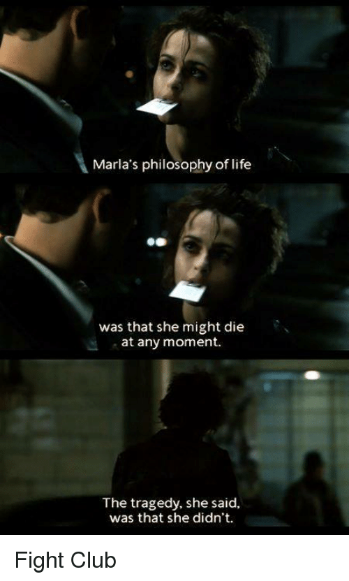 25 Best Memes About Fight Club Fight Club Memes