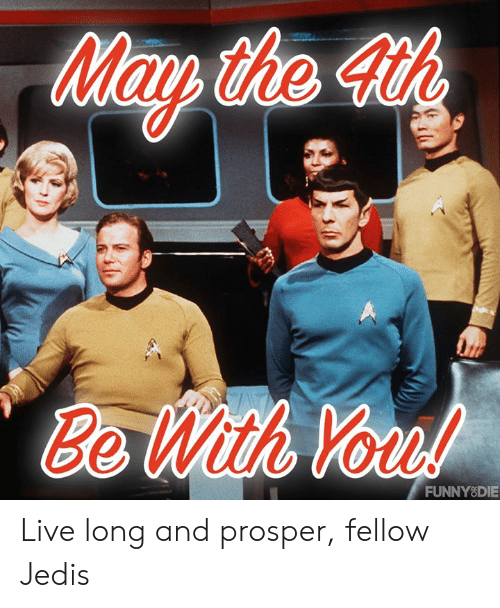 mau: Mau the 4th  Be  With Vo  FUNNY8DIE Live long and prosper, fellow Jedis