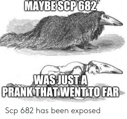 ✅ 25+ Best Memes About Scp 895 | Scp 895 Memes