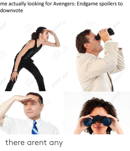 Avengers, Looking, and Endgame: me actually looking for Avengers: Endgame spoilers to  downvote there arent any