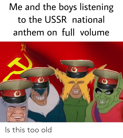 Rose Glen North Dakota ⁓ Try These Soviet Union National Anthem Earrape