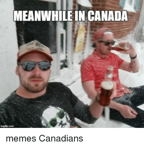Canada Meme: MEANWHILE IN CANADA memes Canadians