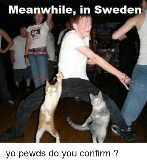 Yo, Sweden, and You: Meanwhile, in Sweden