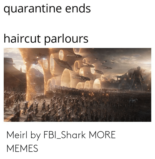 Shark: Meirl by FBI_Shark MORE MEMES