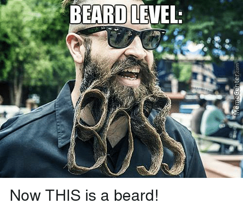 Meme Center Com: Meme Center.com Now THIS is a beard!