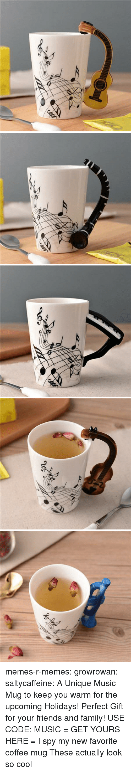 Family, Friends, and Memes: memes-r-memes:  growrowan:  saltycaffeine: A Unique Music Mug to keep you warm for the upcoming Holidays! Perfect Gift for your friends and family! USE CODE: MUSIC = GET YOURS HERE =   I spy my new favorite coffee mug  These actually look so cool