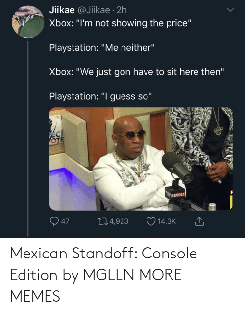 Mexican: Mexican Standoff: Console Edition by MGLLN MORE MEMES