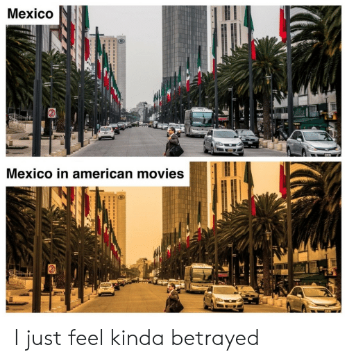 betrayed: Mexico  12  Mexico in american movies I just feel kinda betrayed