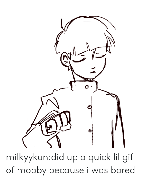 Bored, Gif, and Target: milkyykun:did up a quick lil gif of mobby because i was bored