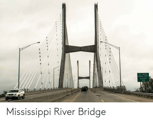 Mississippi: Mississippi River Bridge