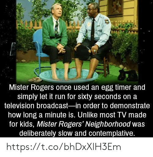 Mister Rogers Didn't Adequately Prepare Me for the People in My