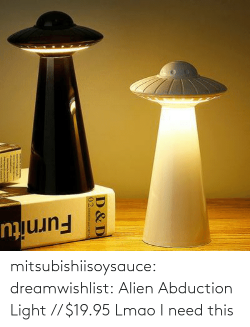 Need This: mitsubishiisoysauce: dreamwishlist: Alien Abduction Light  // $19.95   Lmao I need this