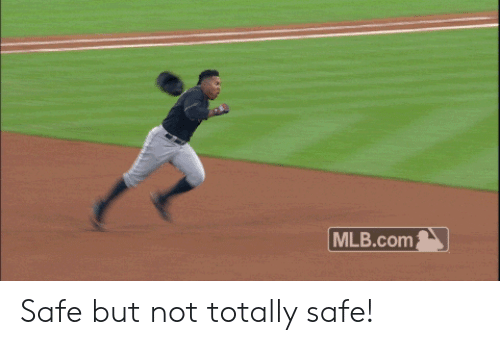 Mlb, Com, and Safe: MLB.com Safe but not totally safe!