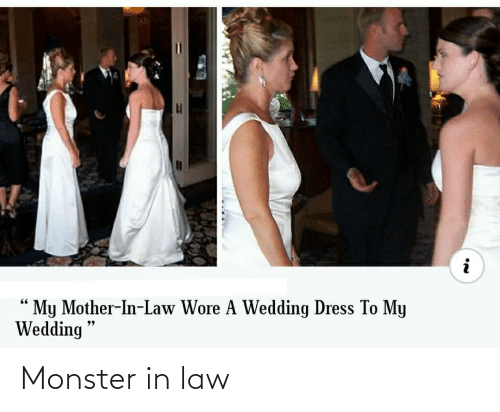 In Law: Monster in law