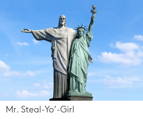 Yo, Girl, and Steal: Mr. Steal-Yo'-Girl