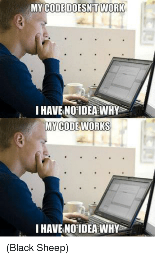 My Code Doesnt Work