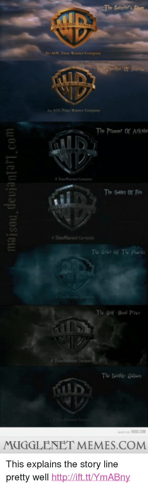 """adl: n ADL. Time Warner Company  ADL Time Worner Company  The Prinet Of Ak  Tmearner Coa  nS0RE.COM  MUGGLENET MEMES.COM <p>This explains the story line pretty well <a href=""""http://ift.tt/YmABny"""">http://ift.tt/YmABny</a></p>"""