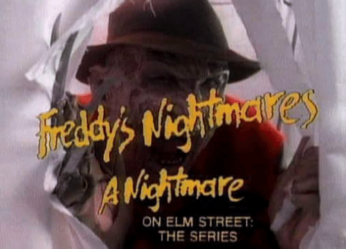 Series, Street, and Elm Street: nare  ON ELM STREET  THE SERIES
