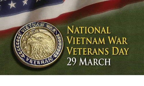 Memes, Vietnam, and 🤖: NATIONAL  VIETNAM WAR  VETERANS DAY  TERN