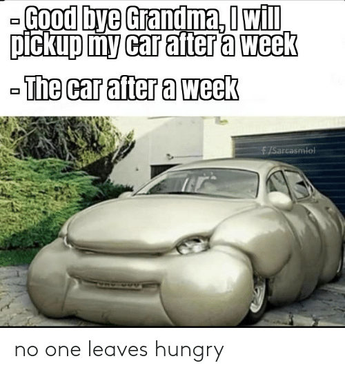 Hungry: no one leaves hungry